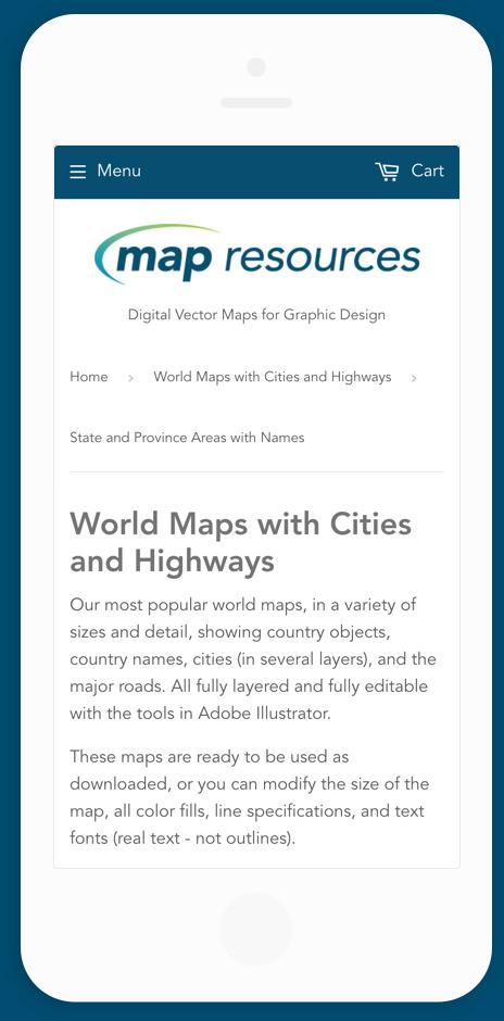 Map Resources – Gauge – eCommerce Design & Development