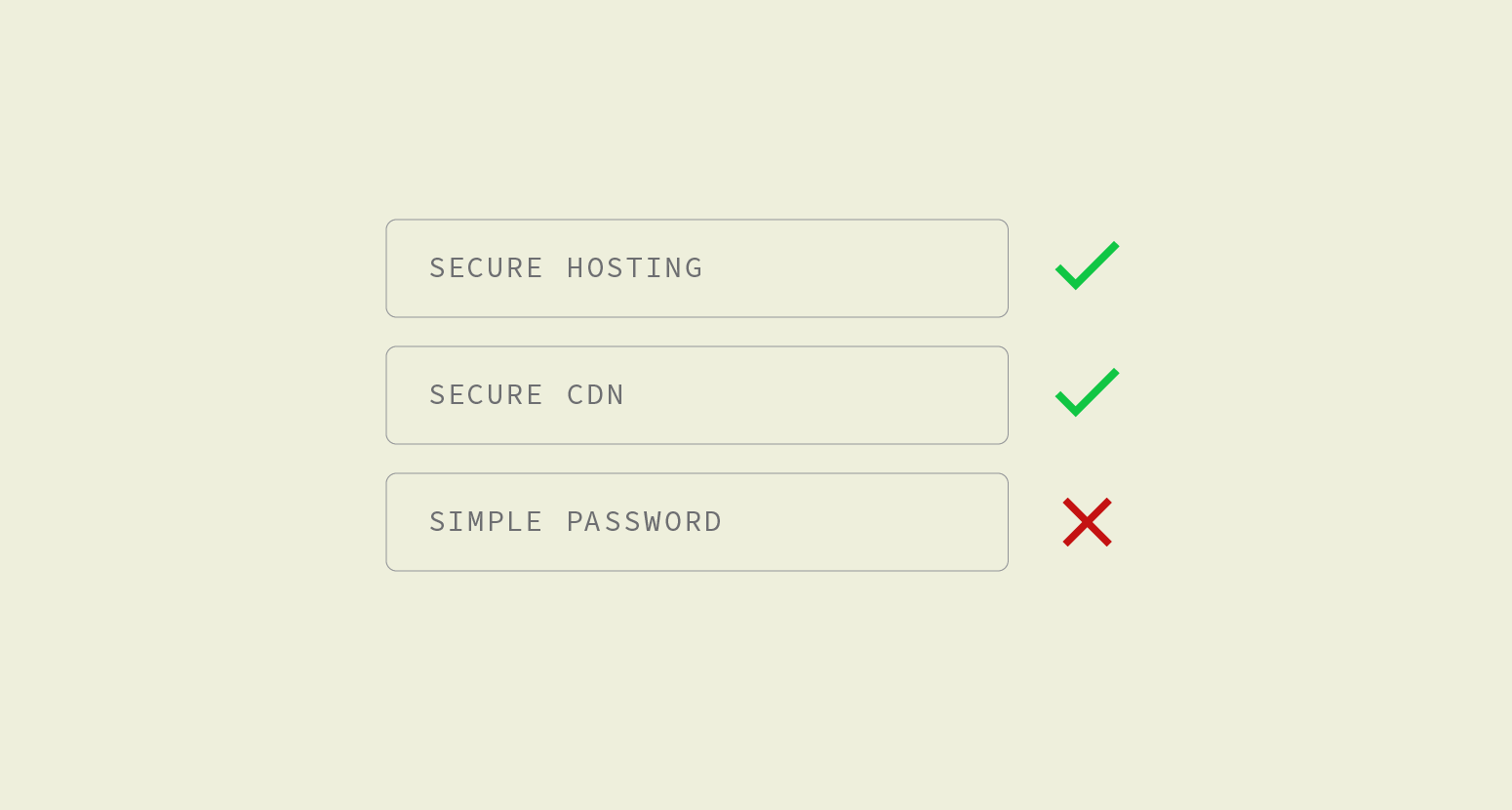 Securing Your eCommerce Site