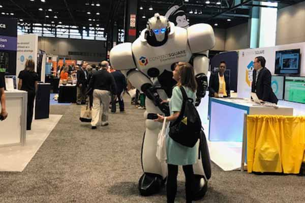 IRCE 2017 Exhibit Hall
