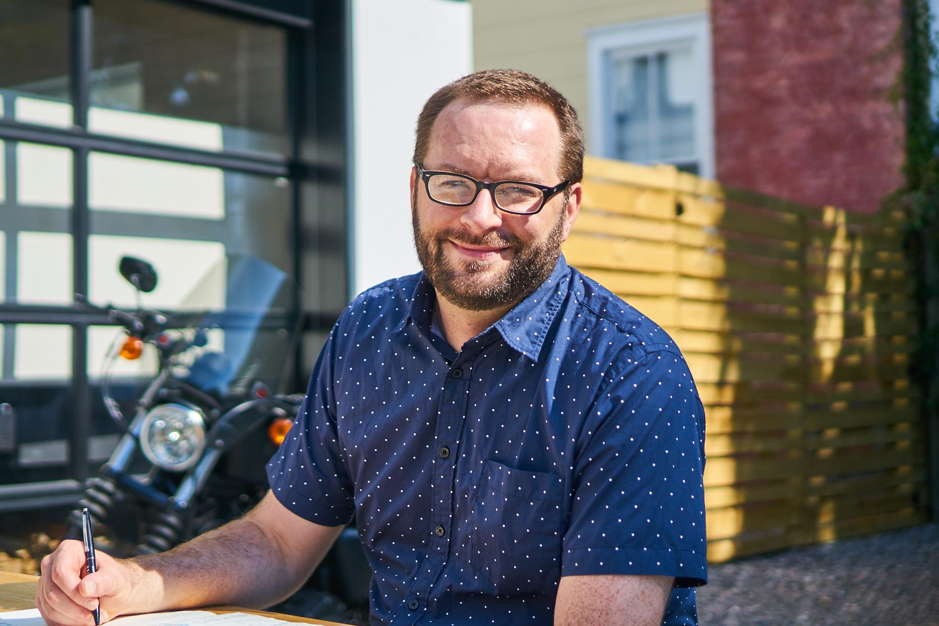 Seth Akkerman