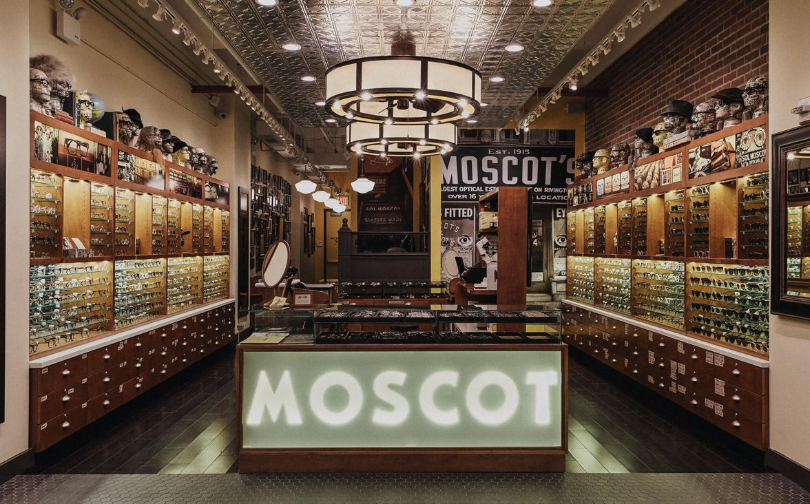 MOSCOT Store Location