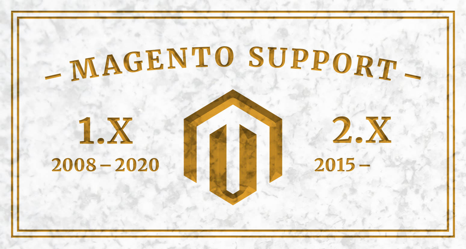 Magento 1 Support Ending Promo Graphic