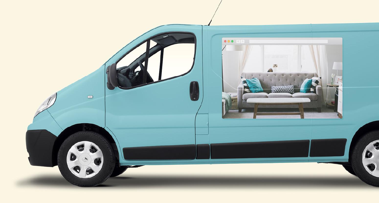 Moving Furniture B2B